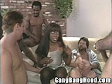 Basketball Party Gang Bang